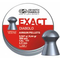 Βλήματα JSB EXACT 4.52mm (500 pcs)