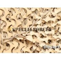 Δίχτυ παραλλαγής Ερήμου για σκίαση (Ενισχυμένο)