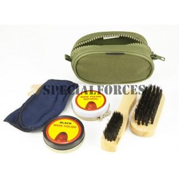 Σετ καθαρισμού - γυαλίσματος Mil-Tec Travel Kit