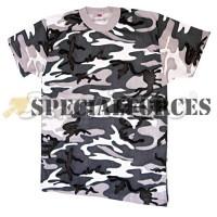 Μπλουζάκι Ασπρόμαυρο παραλλαγής (T-Shirt)