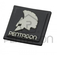 Pentagon Velcro Moral Patch Καοτσούκ
