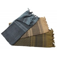 Pentagon shemagh scarf